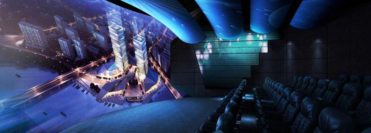 4D动感影院